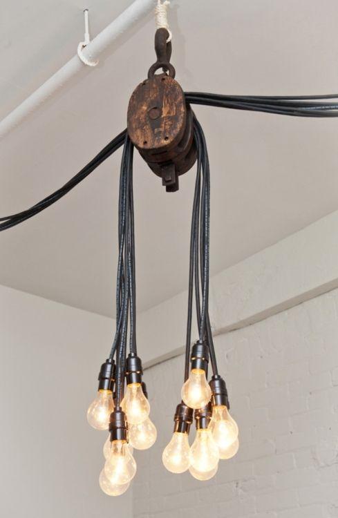 Top 5 Lampen die je zelf kunt maken - Strijkijzersnoeren.nl #QO65