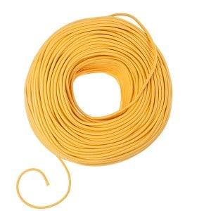 gele strijkijzersnoeren