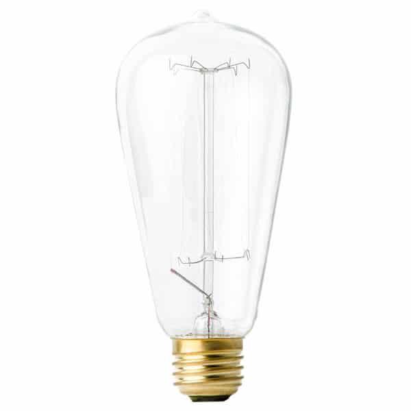 60 watt kooldraadlamp