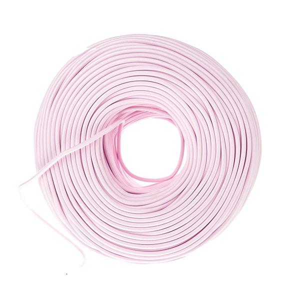 licht roze strijkijzersnoer