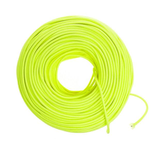 geel neon strijkijzersnoer