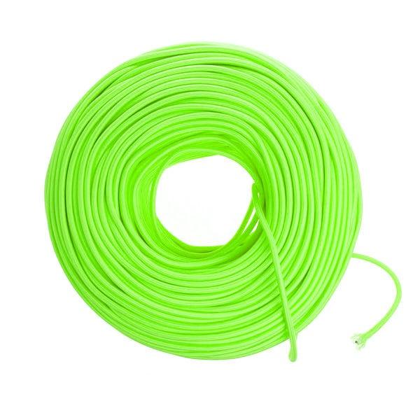 groen neon strijkijzersnoer
