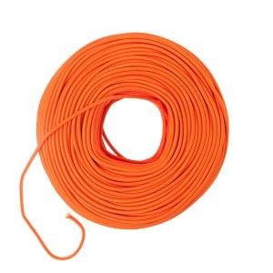 oranje strijkijzersnoer