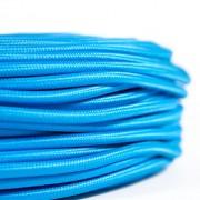 strijkijzersnoer blauw