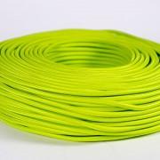 strijkijzersnoer neon groen