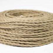 gevlochten touw snoer