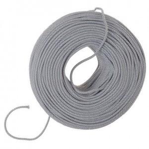 zwart wit strijkijzersnoer